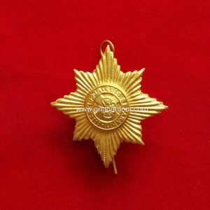 Duke of Lancasters Beret Cap Badge  British Military Brass Base Metal
